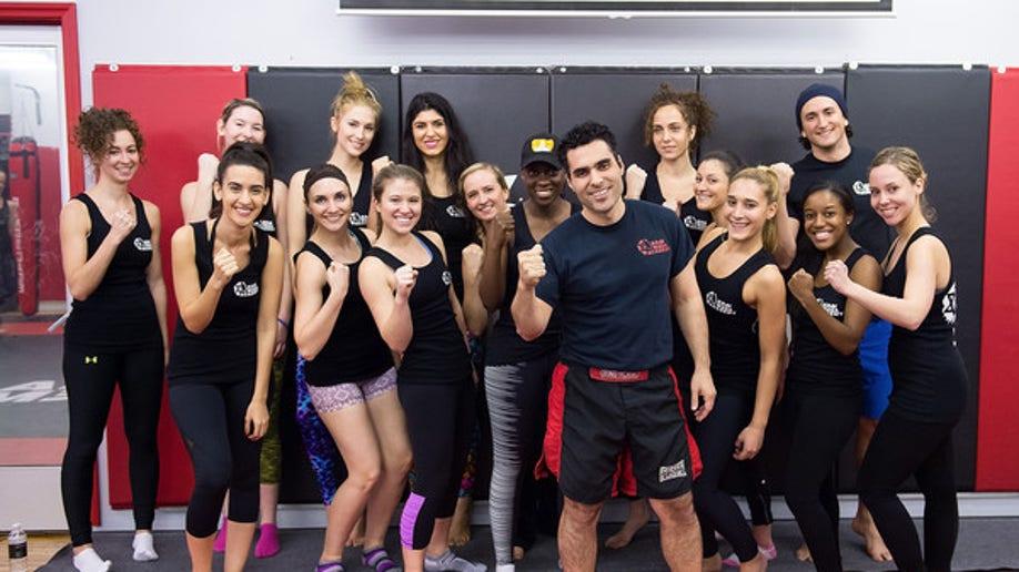 We Tried It Krav Maga For Cardio Strength Training And Self