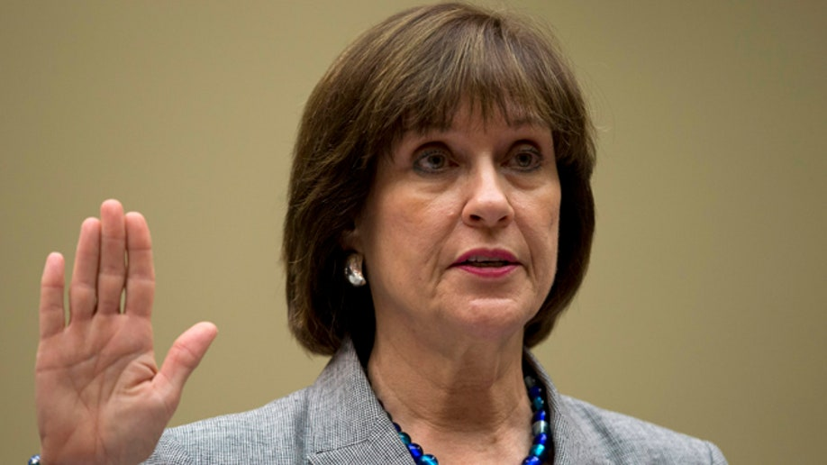 IRS Political Groups