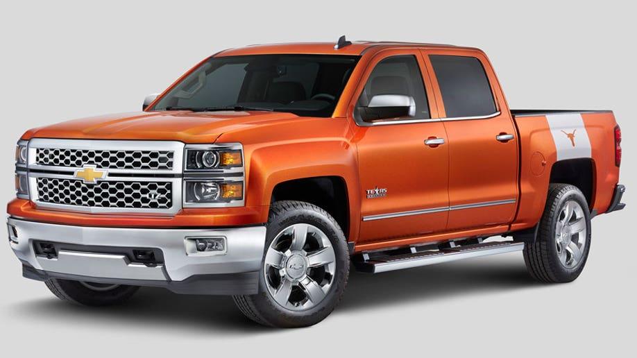 2d9ecff9-2015 Chevrolet Silverado University of Texas Edition