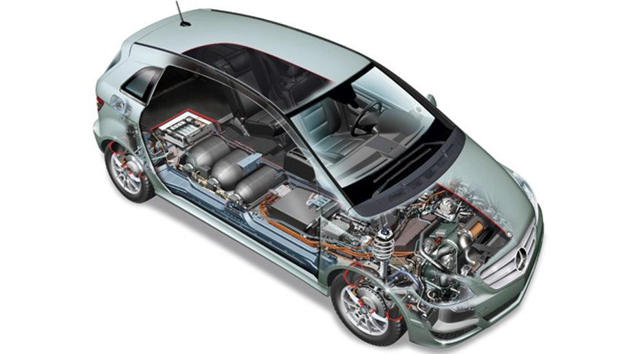 7c7a2c4a-2011 Mercedes-Benz F-CELL