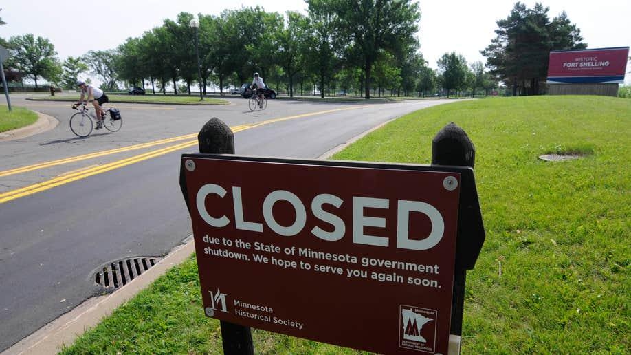 Minnesota Government Shutdown