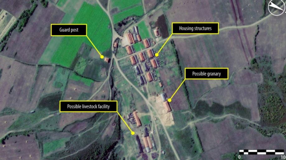 Satellite images reveal scale of North Korea prison camps ... on switzerland satellite map, north korea energy map, north korea map outline, nicaragua satellite map, germany satellite map, north korea genocide map, north korean satellite, pyongyang north korea map, north korea relief map, north africa satellite map, morocco satellite map, monaco satellite map, north korea water map, chile satellite map, north korea detailed map, angola satellite map, north korea satellite launch control, vanuatu satellite map, sri lanka satellite map, north korea wind map,