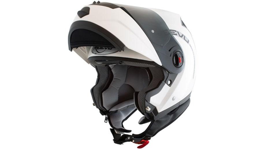 Great Helmet Invention Break-in 2013
