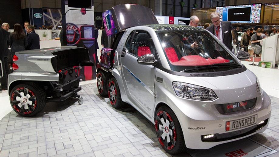 deb9ca19-Switzerland Geneva Motor Show
