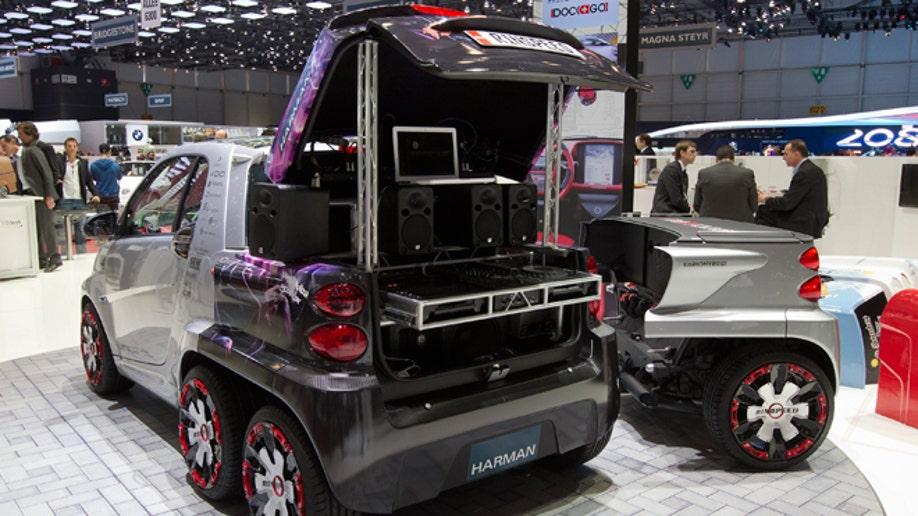 5dceb363-Switzerland Geneva Motor Show