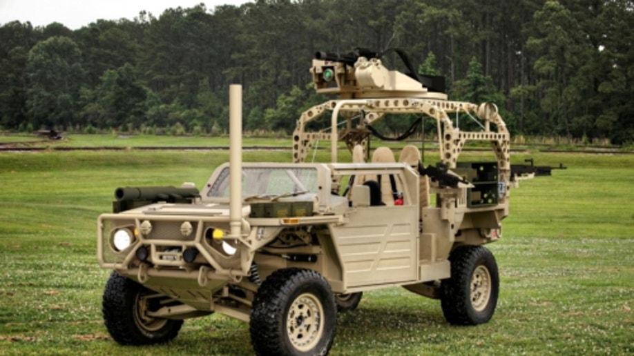 024cc7da-GENERAL DYNAMICS LAND SYSTEMS USSOCOM VEHICLE