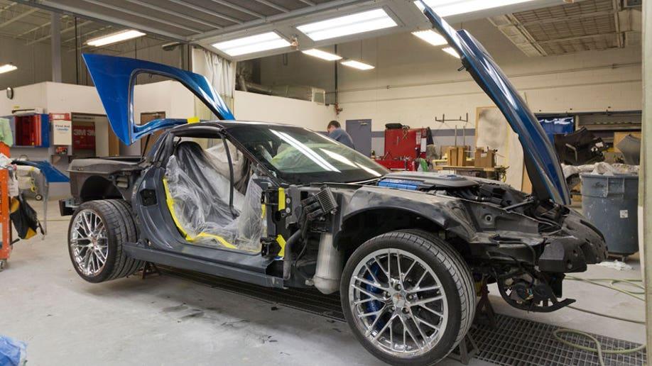 98bc1bb0-2009 Chevrolet Corvette ZR1