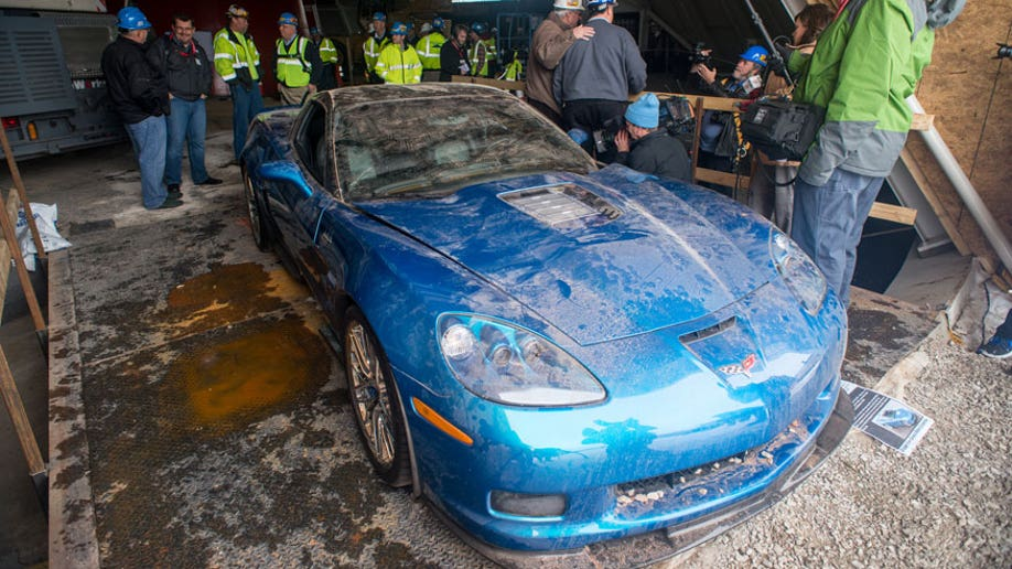 c91d9156-2009 Chevrolet Corvette ZR1