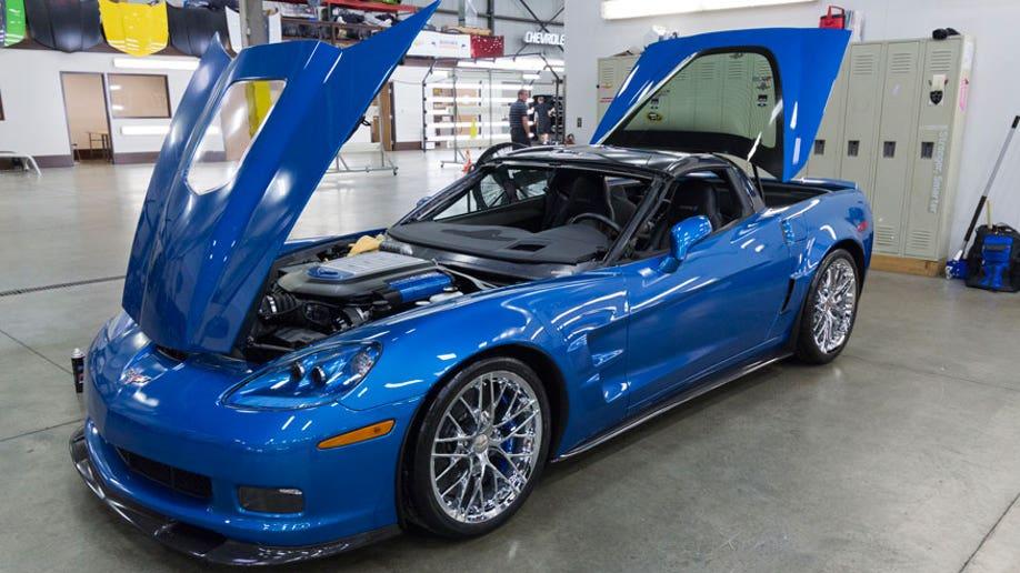 3e52a8b9-2009 Chevrolet Corvette ZR1