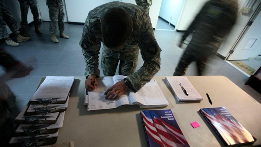 Afghanistan Overseas Voting