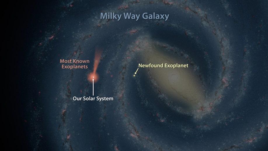e692a3b4-The Milky Way Galaxy