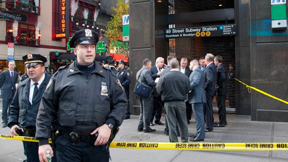 Subway Fatality