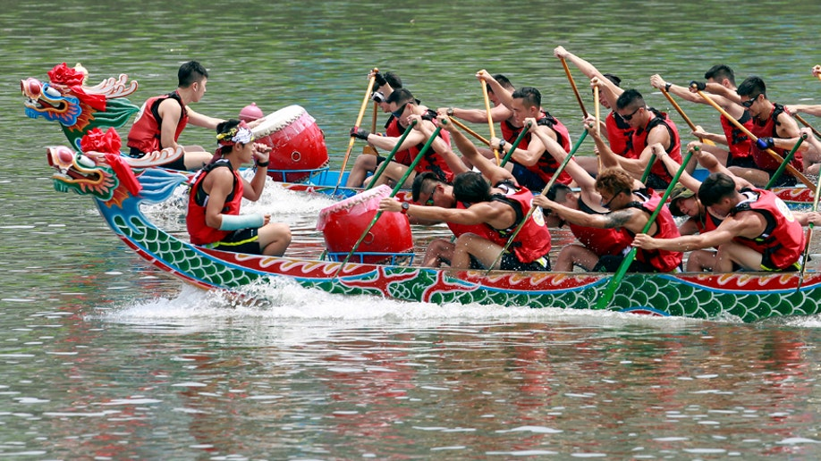 taiwan-dragonboat