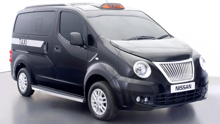 6188c9e1-Nissan Unveils the New Face of its Taxi for London