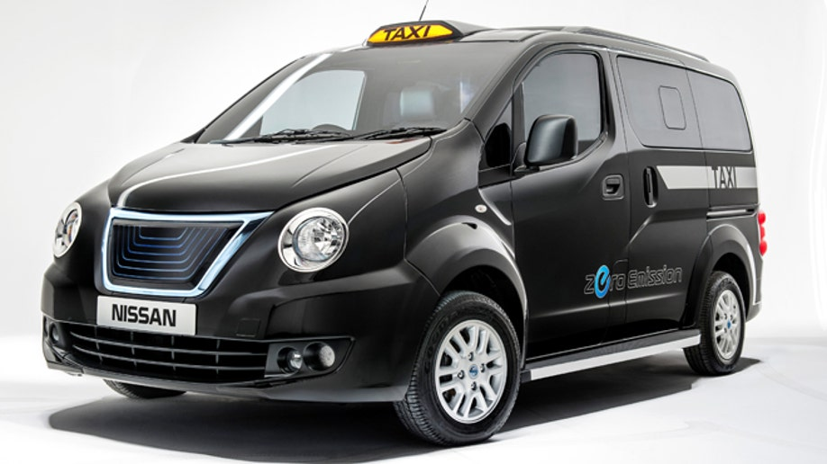 e86ebfb1-Nissan Unveils the New Face of its Taxi for London