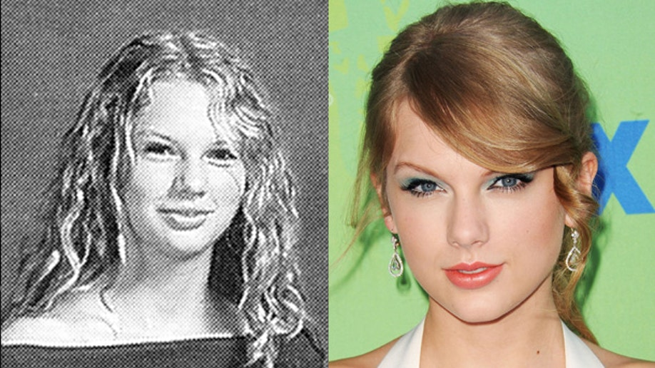 christmas album music stars before they were famous - Taylor Swift Christmas Album