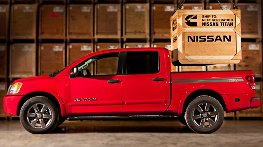 f7a45d49-Nissan to Equip Next-Generation Titan Pickup with New Cummins Tu