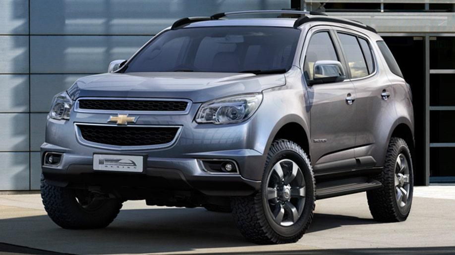 The Chevrolet Trailblazer Returns Fox News