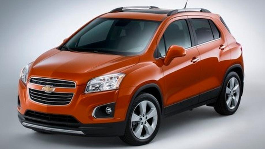 Chevrolet Bringing Tiny Trax Suv To Us Fox News