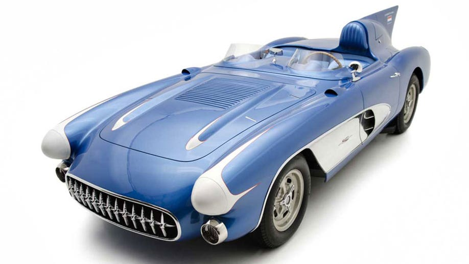 First Chevrolet Corvette Race Car On Sale For Millions Fox News