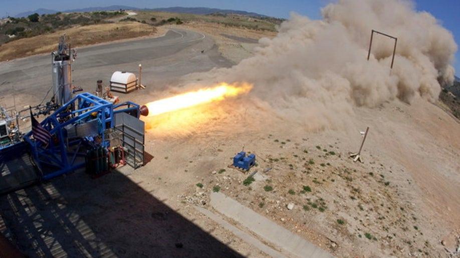 f9ccac6d-Virgin Galactic Rocket Motor Test