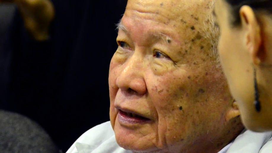 2991039e-Cambodia Khmer Rouge Trial