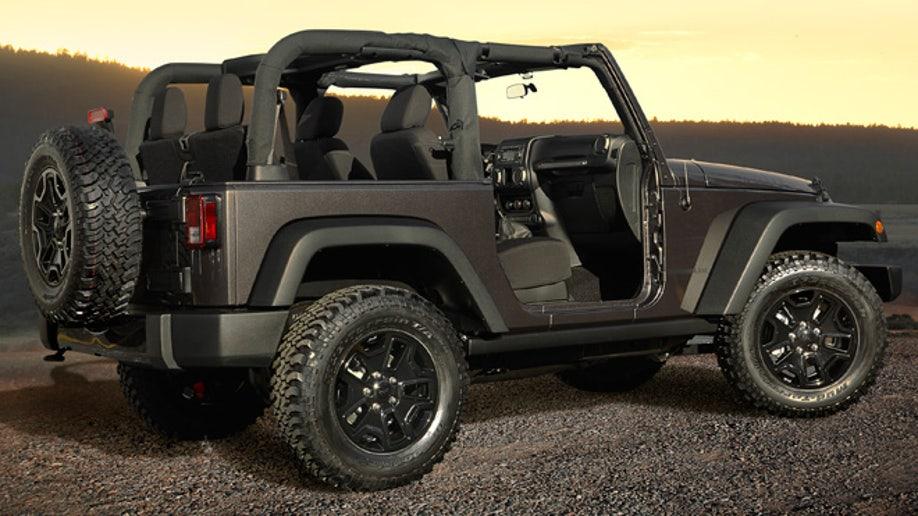 80ed5ee0-2014 Jeep Wrangler Willys Wheeler Edition