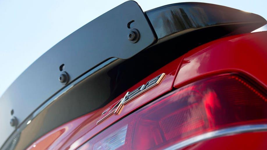 b5459534-2014 Chevrolet Camaro Z/28