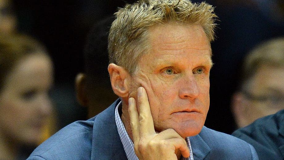 Warriors' Steve Kerr accuses Trump of 'interfering in the election' over USPS rift