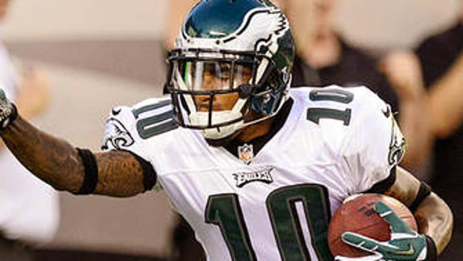 Eagles' DeSean Jackson accused of anti-Semitism after posting quotes attributed to Hitler, praising Farrakhan