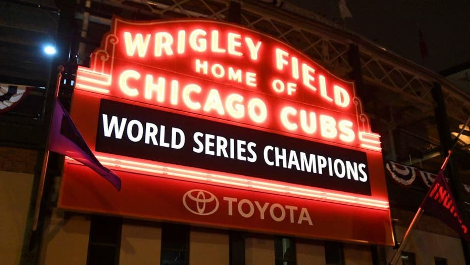 Wrigley Field gains National Historic Landmark status