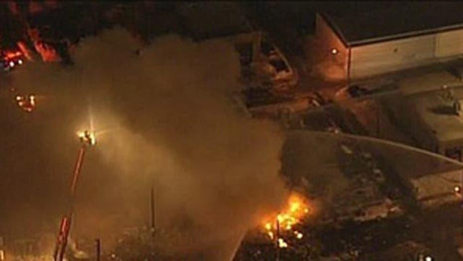 Deadly Pennsylvania Gas Explosion