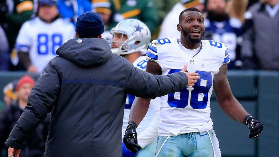 Dez Bryant on controversial call from 2015 Packers-Cowboys playoff game: 'It was a catch'
