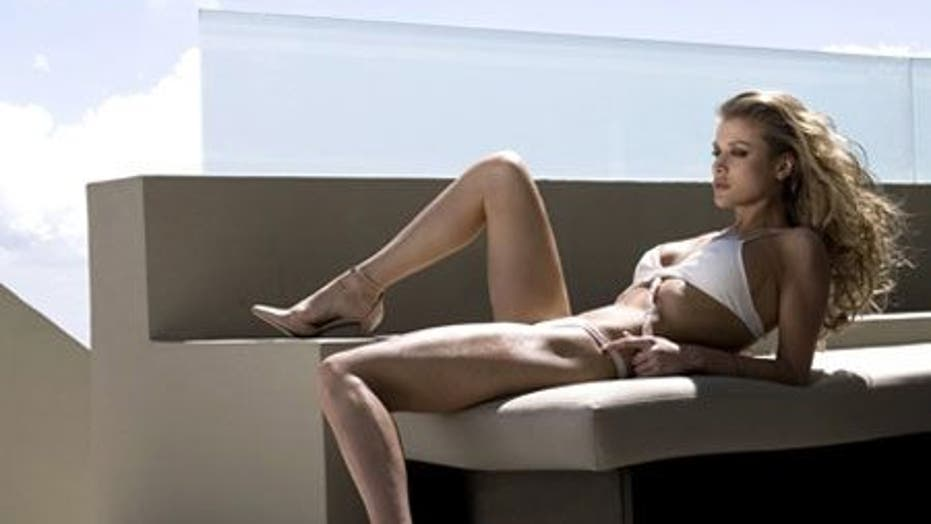 The lovely and talented Joanna Krupa
