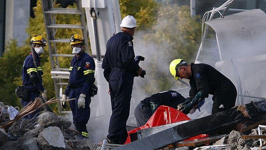 Death, Destruction in New Zealand Quake