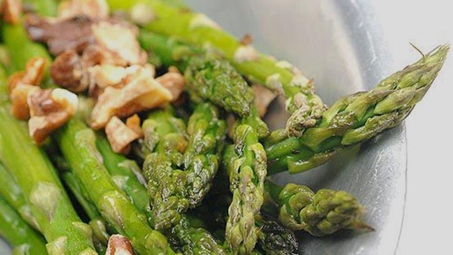 Top 5 recipes for asparagus