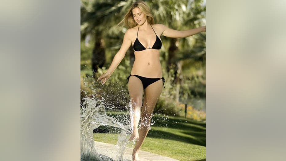 Bar Refaeli's 'Little Black Bikini'