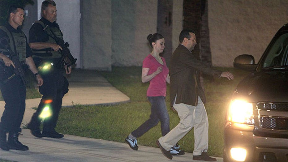 Casey Anthony Released