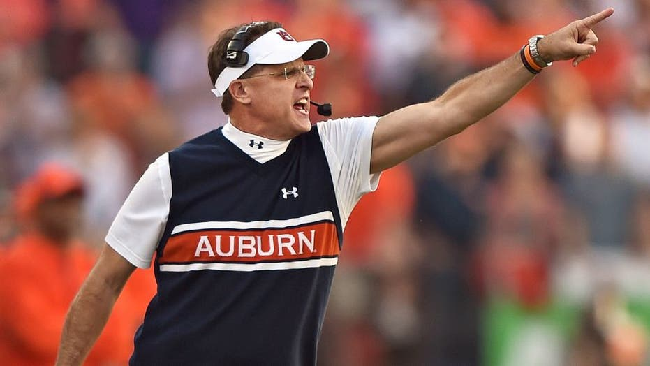 Bo Nix sends heartwarming note to Gus Malzahn after coach's firing