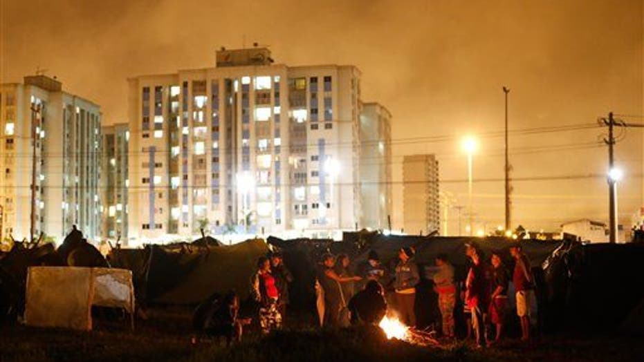 Brazil's Homeless Workers Movement takes over new land in Brasilia