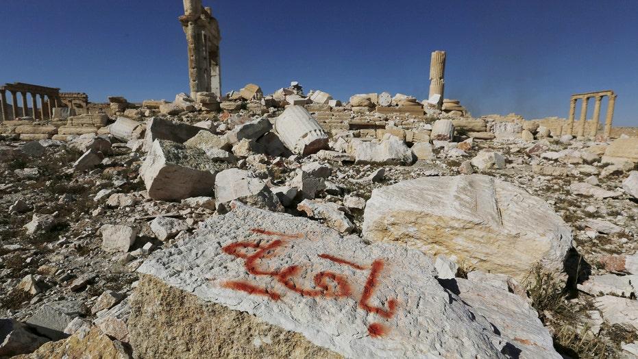 Declassified U2 spy plane images reveal ancient sites