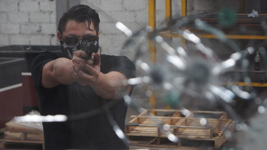 Bulletproofing Against Fear In Mexico