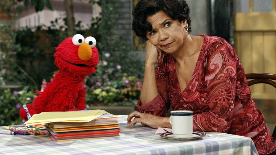 In pictures: The 44 years of Maria in 'Sesame Street'