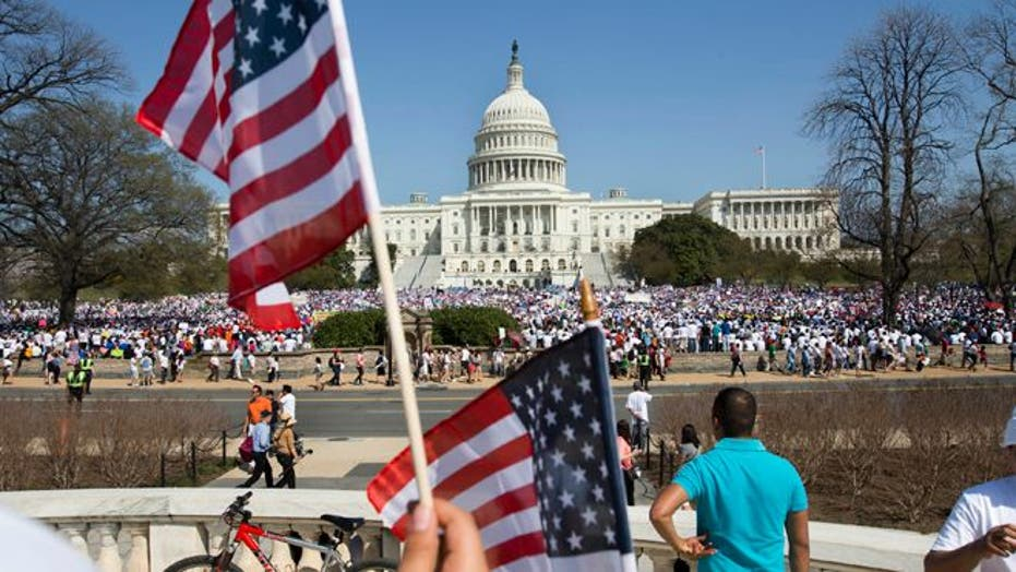 """Immigration """"Rally for Citizenship"""""""
