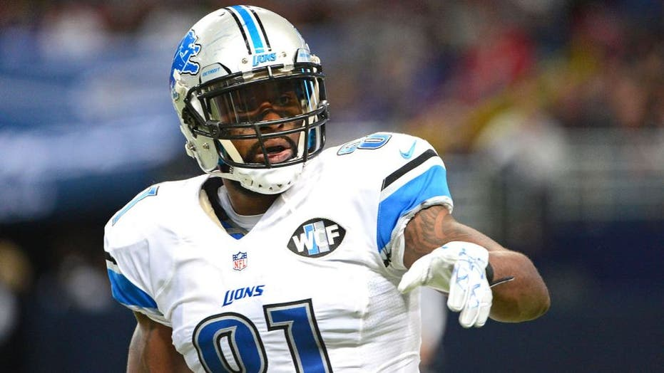 Calvin Johnson wanted to leave Lions, says they blocked him