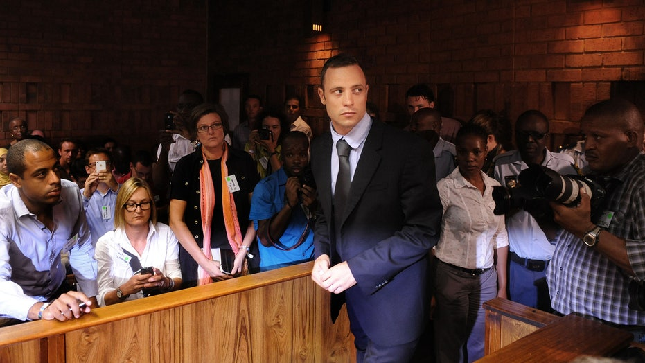 Olympian Oscar Pistorius, known as 'Blade Runner' charged with killing model girlfriend
