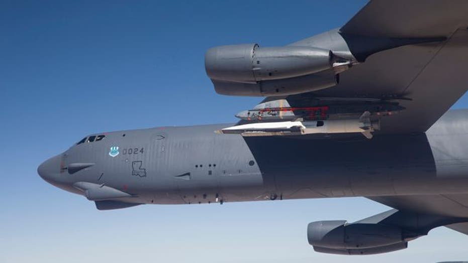 The Hypersonic X-51A WaveRider