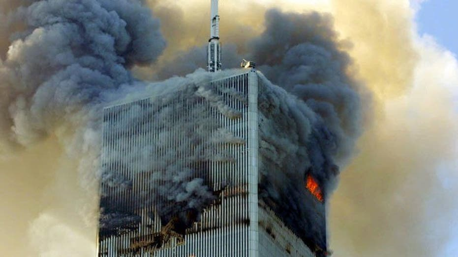 9/11 Timeline In Pictures