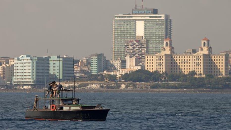 Hemingway Film Brings Hollywood To Havana
