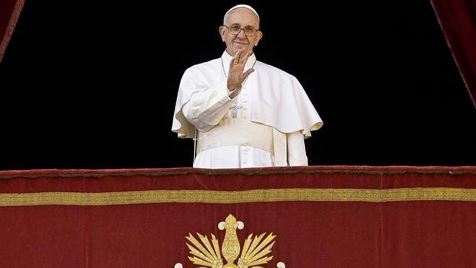 A very Vatican Christmas: Pope Francis celebrates one of Catholicism's holiest days